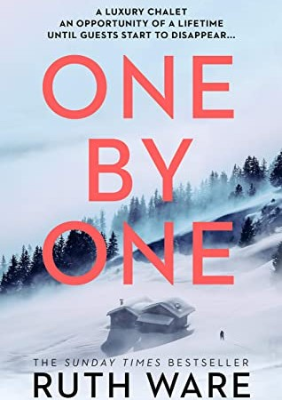 When Does One By One Novel By Ruth Ware Come Out? 2020 Mystery Thriller Releases