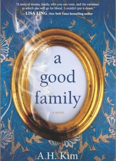 A Good Family By A Good Family Release Date? 2020 Fiction Releases