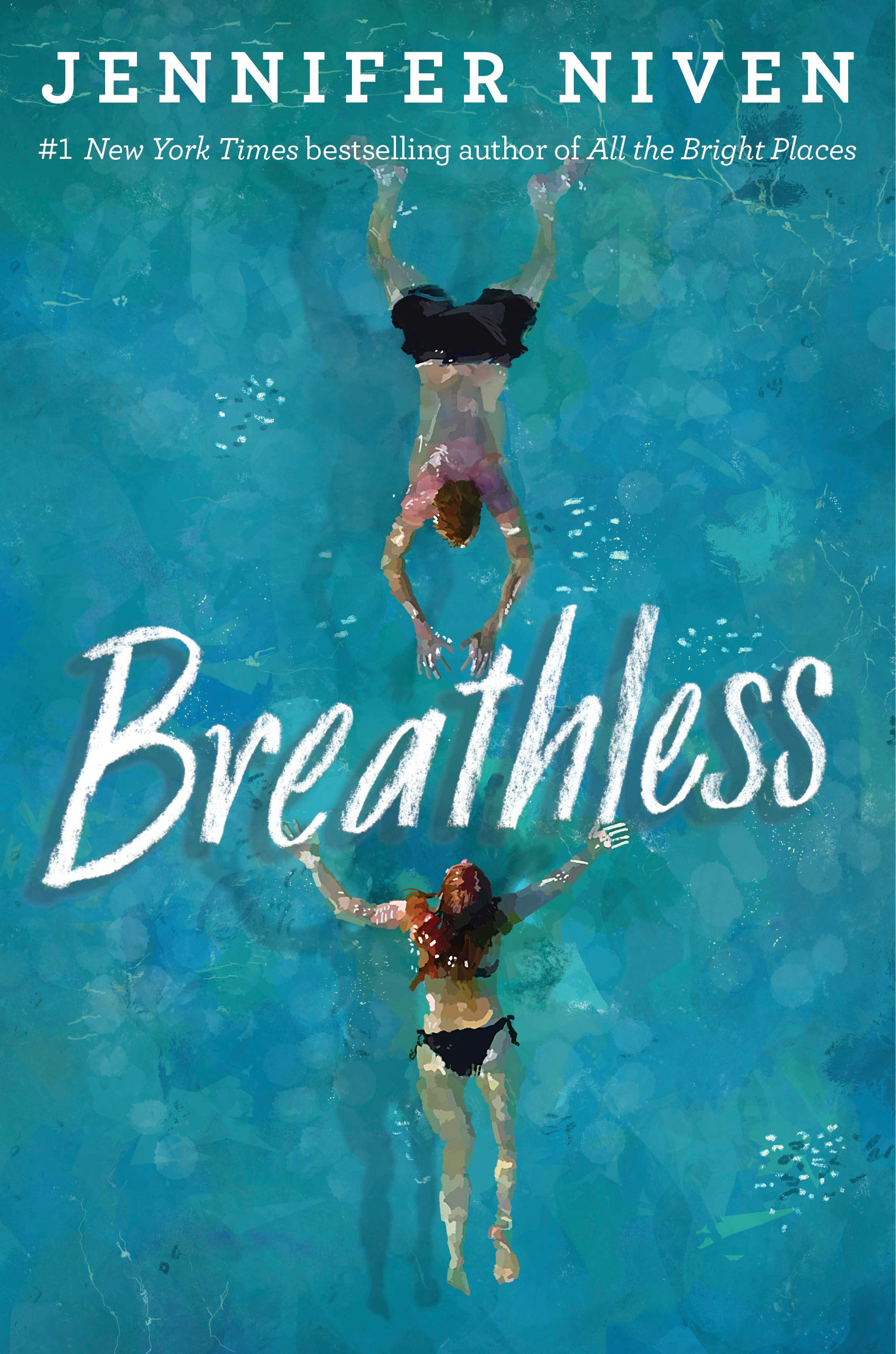 When Will Breathless By Jennifer Niven Release? 2020 YA Contemporary Romance Releases