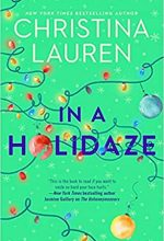 When Will In A Holidaze By Christina Lauren Release? 2020 Contemporary Romance