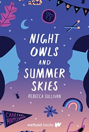 When Does Night Owls And Summer Skies By Rebecca Sullivan Come Out? 2020 YA LGBT Releases