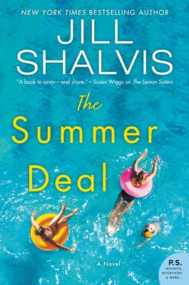 The Summer Deal By Jill Shalvis Releasing Today? 2020 Women's Fiction Releases
