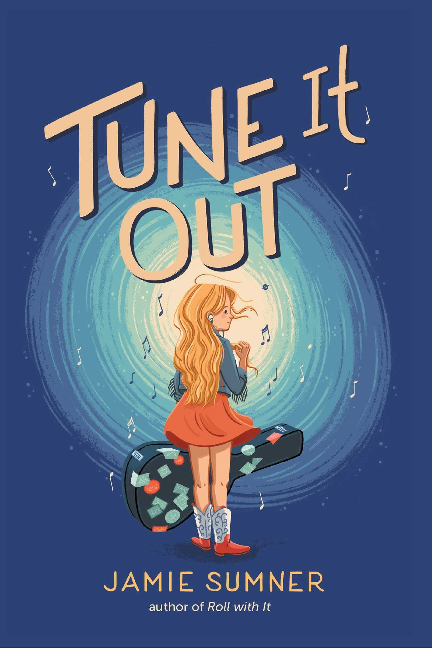 When Will Tune It Out By Jamie Sumner Release? 2020 Children's Realistic Fiction Releases