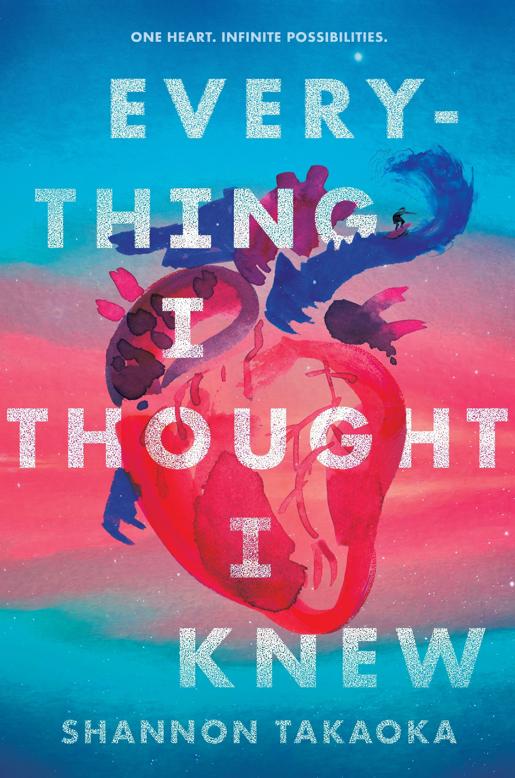 Everything I Thought I Knew By Shannon Takaoka Release Date? 2020 YA Contemporary Fiction