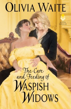 When Will The Care And Feeding Of Waspish Widows Release? 2020 LGBT Historical Fiction