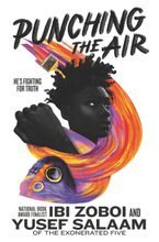 Punching The Air By Ibi Zoboi & Yusef Salaam Release Date? 2020 YA Contemporary Poetry Releases