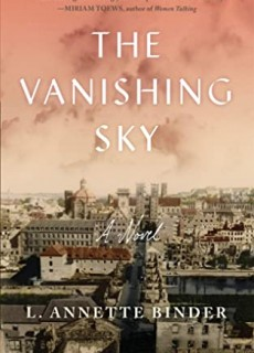 The Vanishing Sky By L. Annette Binder Release Date? 2020 Historical Fiction Releases