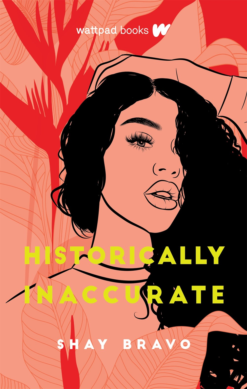 Historically Inaccurate By Shay Bravo Release Date? 2020 YA Contemporary Releases