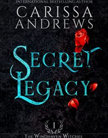 When Does Secret Legacy By Carissa Andrews Release? 2020 Paranormal Fantasy Releases