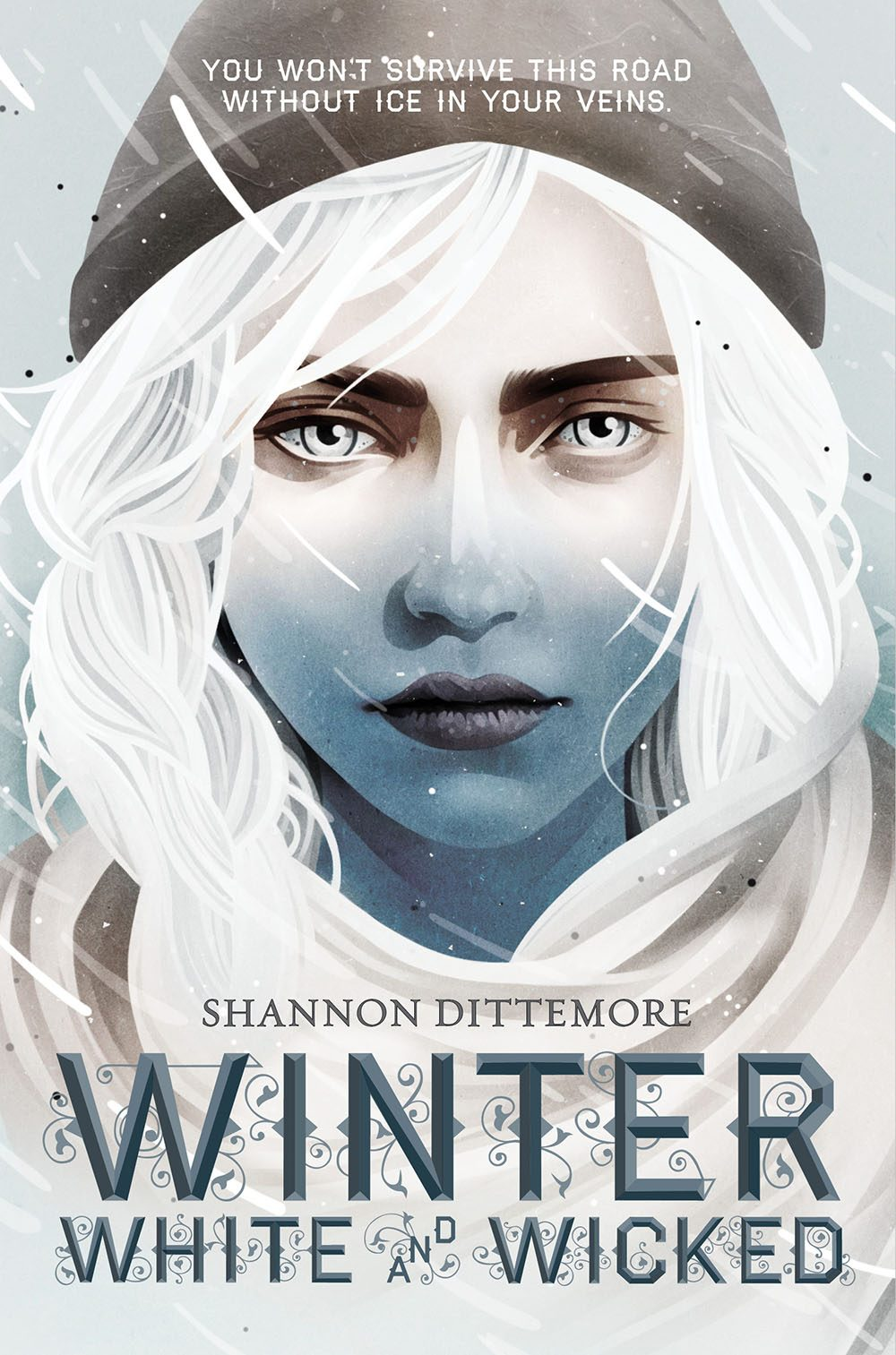 Winter, White And Wicked By Shannon Dittemore Release Date? 2020 YA Fantasy Releases