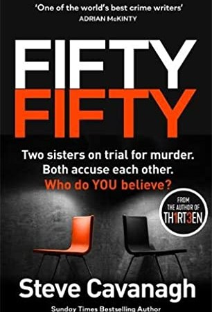 Fifty-Fifty (Eddie Flynn #5) By Steve Cavanagh Release Date? 2020 Mystery Thriller & Crime Fiction