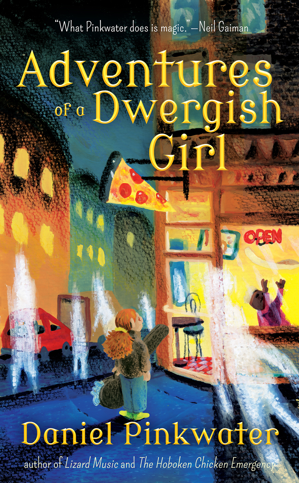 Adventures Of A Dwergish Girl By Daniel Pinkwater Release Date? 2020 Children's Fiction Releases