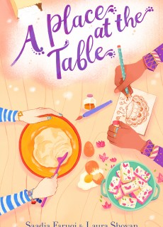 A Place At The Table By Saadia Faruqi & Laura Shovan Release Date? 2020 Children's Literature