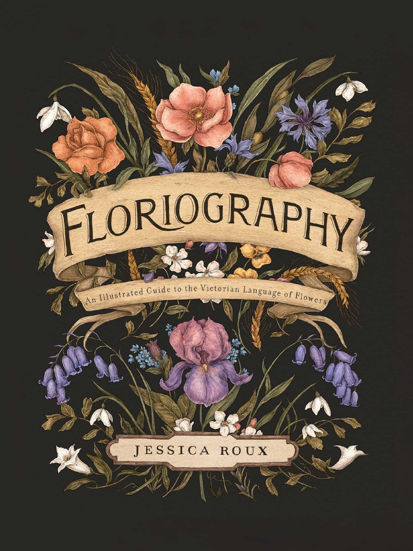 Floriography By Jessica Roux Release Date? 2020 Nonfiction Releases
