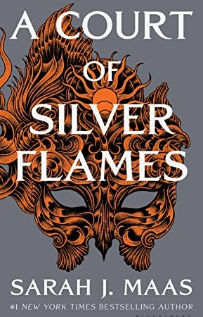 Sarah J. Maas - A ​Court Of Silver Flames (A Court of Thorns and Roses #4) Release Date? 2021 Sarah J. Maas New Releases