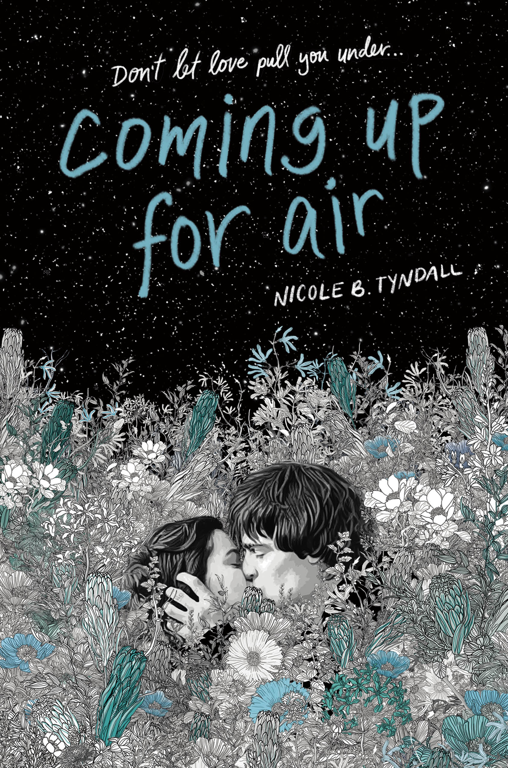 When Will Coming Up For Air By Nicole Tyndall Release? 2020 YA Contemporary Releases