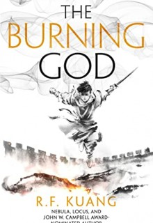 When Does The Burning God (The Poppy War #3) By R.F. Kuang Come Out? 2020 Epic Fantasy