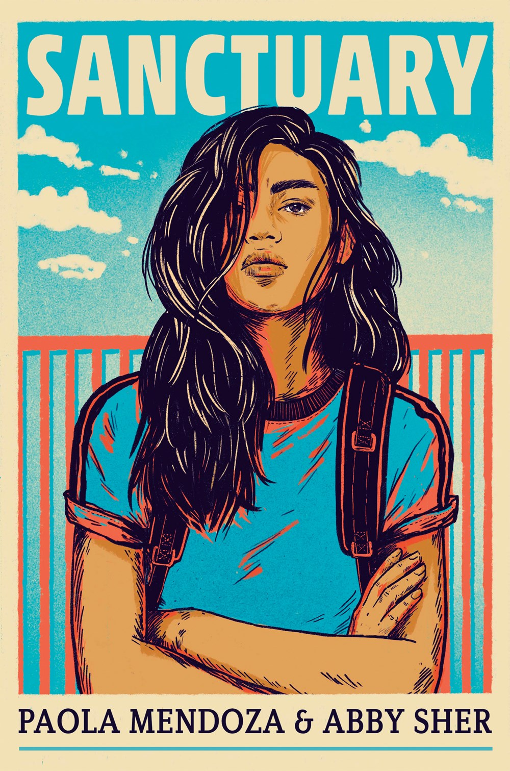 When Will Sanctuary By Paola Mendoza & Abby Sher Come Out? 2020 YA Science Fiction Releases