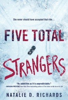 Five Total Strangers By Natalie D. Richards Release Date? 2020 YA Mystery Thriller Releases