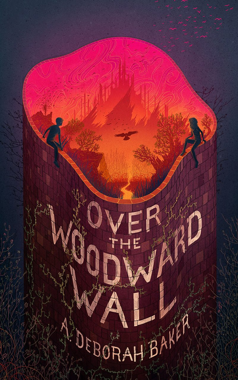 Over The Woodward Wall (Untitled 1) By A Deborah Baker Release Date? 2020 Fantasy Releases