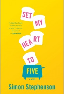 When Does Set My Heart To Five By Simon Stephenson Release? 2020 Science Fiction Releases