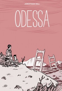 When Does Odessa By Jonathan Hill Come Out? 2020 Sequential Art Releases
