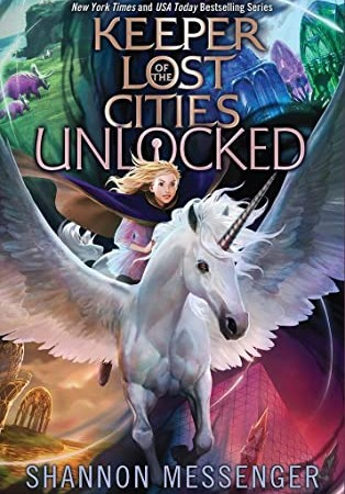 When Does Unlocked By Shannon Messenger Come Out? 2020 Fantasy & Children's Fiction