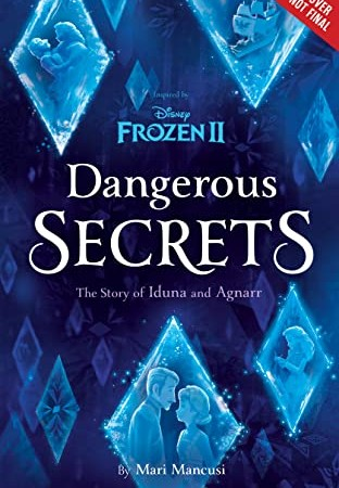 When Does Dangerous Secrets By Mari Mancusi Come Out? 2020 YA Fantasy Releases