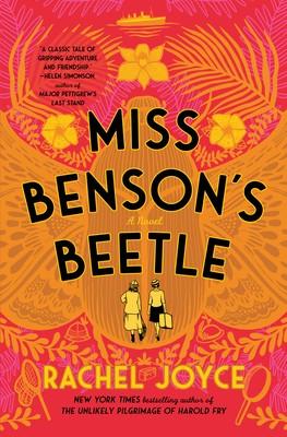 Miss Benson's Beetle By Rachel Joyce Release Date? 2020 Historical Fiction Releases