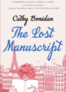 The Lost Manuscript By Cathy Bonidan Release Date? 2021 Romance Releases