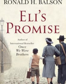 Eli's Promise By Ronald H. Balson Release Date? 2020 Historical Fiction Releases