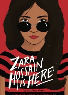 When Does Zara Hossain Is Here By Sabina Khan Come Out? 2021 LGBT Contemporary Releases