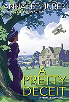 When Does A Pretty Deceit (Verity Kent #4) By Anna Lee Huber Come Out? 2020 Mystery Releases