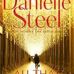 All That Glitters By Danielle Steel Release Date? 2020 New Danielle Steel Releases