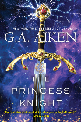The Princess Knight (The Scarred Earth Saga 2) By G.A. Aiken Release Date? 2020 Fantasy Releases