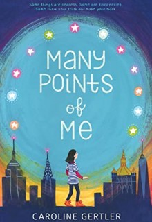 Many Points Of Me By Caroline Gertler Release Date? 2021 Children's Fiction Releases