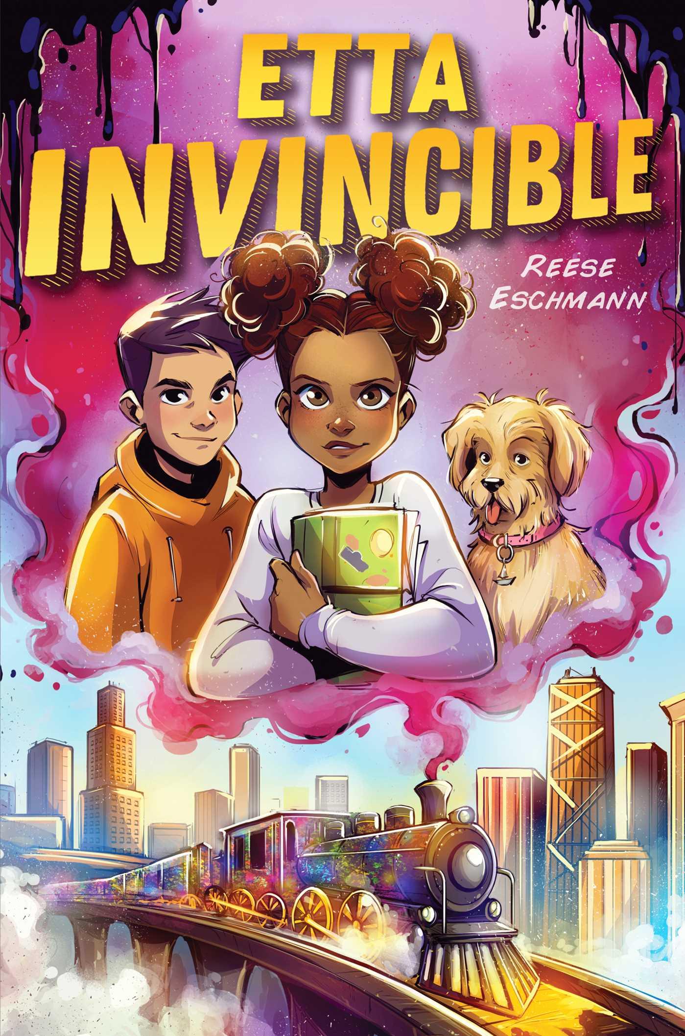 Etta Invincible By Reese Eschmann Release Date? 2021 Debut Releases
