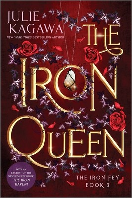 The Iron Queen (The Iron Fey 3) By Julie Kagawa Release Date? 2020 Fantasy Releases
