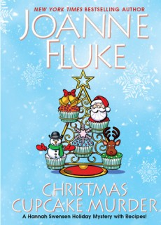 Christmas Cupcake Murder (Hannah Swensen 26) Release Date? 2020 Joanne Fluke Releases