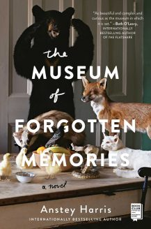 The Museum Of Forgotten Memories By Anstey Harris Release Date? 2020 Contemporary Mystery