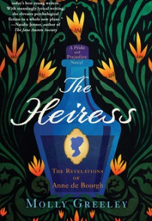 The Heiress By Molly Greeley Release Date? 2021 LGBT Historical Fiction Releases