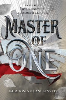 When Will Master Of One By Jaida Jones Release? 2020 LGBT & YA Fantasy Releases