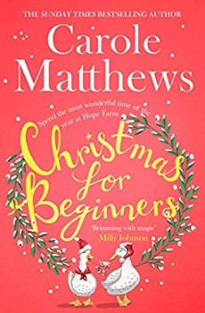 Christmas For Beginners Release Date? 2020 Carole Matthews New Releases