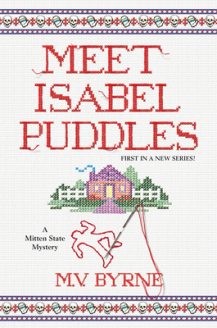 Meet Isabel Puddles By M.V. Byrne Release Date? 2020 Cozy Mystery Releases