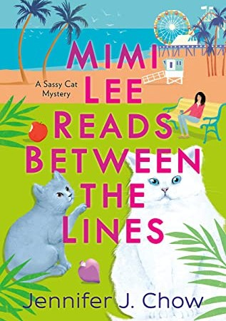 When Will Mimi Lee Reads Between The Lines By Jennifer J. Chow Come Out? 2020 Mystery Releases