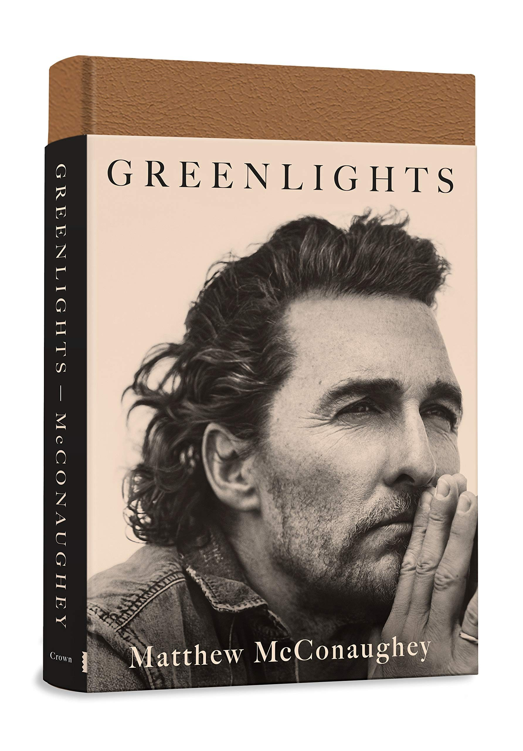 Greenlights By Matthew McConaughey Release Date? 2020 Biography & Nonfiction Releases