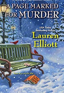 When Does A Page Marked For Murder Come Out? 2020 Lauren Elliott New Releases