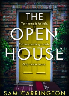 When Does The Open House By Sam Carrington Release? 2020 Mystery & Thriller Releases