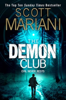 The Demon Club (Ben Hope 22) By Scott Mariani Release Date? 2020 Thriller Releases