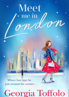 Meet Me In London By Georgia Toffolo Release Date? 2020 Holiday Fiction Releases